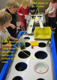 SAND AND WATER TABLES: WATER BEADS 1