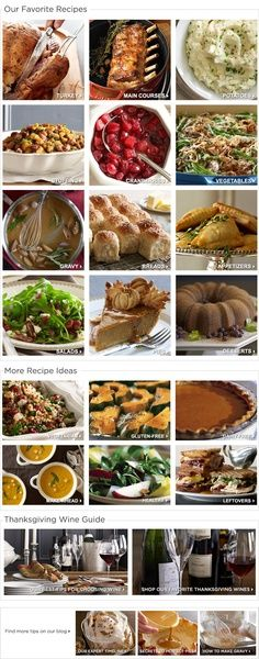Thanksgiving - Recipes | Williams-Sonoma