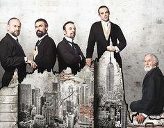 "Check out new work on my @Behance portfolio: ""Lehman Trilogy"" http://on.be.net/1O6hYbZ"