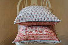 Coral sea cushion cover - hardtofind.