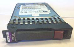 599476-001 - HP 300GB 10K RPM 6GBs DUAL PORT (2.5-inch) SAS SFF HARD DRIVE