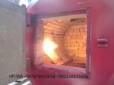 Beberapa persyaratan teknis mesin incinerator yang harus dimiliki oleh pengelola limbah B3