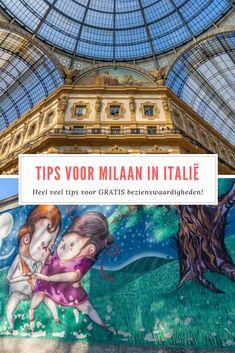 Vind je Milaan een dure bestemming voor een stedentrip? In deze blog deel ik 21x wat je gratis in Milaan in Italië kunt doen. #milaan #italie #europa #stedentrip #citytrip #weekendweg #opreis #reizen #vakantie #reisinspiratie #inspiratie #gratis #bezienswaardigheden Learning Italian, Life Is A Journey, Verona, Italy Travel, Ibiza, Milan, Road Trip, Places To Visit, Rome