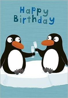 Image result for happy birthday penguin pix