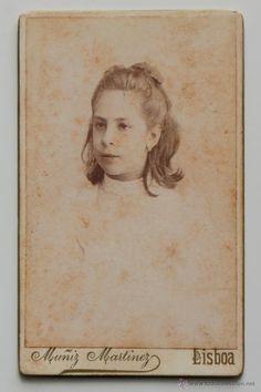 Amalia Ribeiro. Fotógrafo Muñiz Martínez. Lisboa 1892 -  El Desván de Bartleby C/.Niebla 37. Sevilla