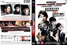 Capa DVD Drama Em Família