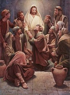 """Scripture: John - before He grants them the authority to forgive sins, Jesus says to the apostles, """"as the Father sent me, so I send you."""" As Christ was sent by the Father to forgive sins, so Christ sends the apostles and their successors forgive sins. Images Bible, Bible Pictures, Lds Art, Bible Art, Arte Lds, Image Jesus, Pictures Of Jesus Christ, Jesus Art, Biblical Art"""