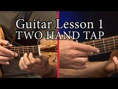 Maneli Jamal - Acoustic Guitar Lesson 2 - Percussion - YouTube