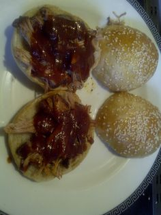 Slow Cooker Pulled Pork with Homemade Barbecue Sauce