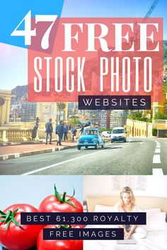Looking for beautiful free stock photos? We have put together a list of our favorite 47 free stock image websites. Together they have over 60,000 royalty free images to use for your next blog or design project.