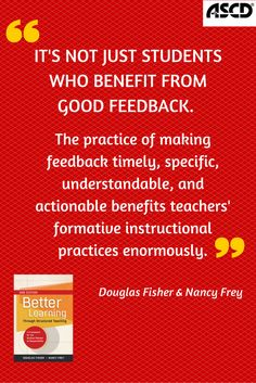 To gradually release responsibility is to equip students with what they need to be engaged and self-directed learners. Learn more from the book, Better Learning Through Structured Teaching: A Framework for the Gradual Release of Responsibility, 2nd Edition. #teaching