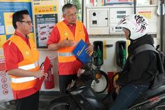 Info Shell Safety Day Kampanyekan Tentang Keselamatan