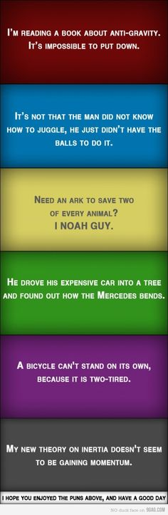 Need an ark to save 2 of every animal? I noah guy! bwahahaha best one
