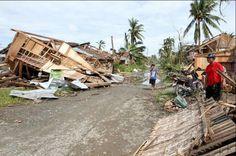 Siga de cerca las consecuencias tras el paso del tifón Bopha en Filipinas: