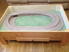 Coffee table N-scale layout idea - Page 6 - Model Train Forum - the complete model train resource