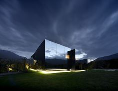 #homify #Mirror #Spiegelhaus #Design #Architektur #Tirol
