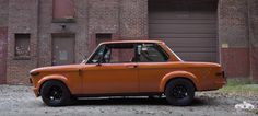 The Story Of This BMW 2002 Will Make You Want To Work On Your Car