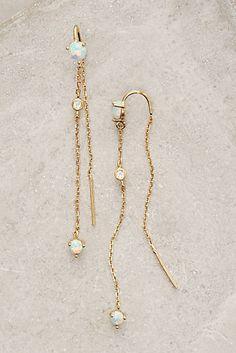 Threaded Calmetto Earrings