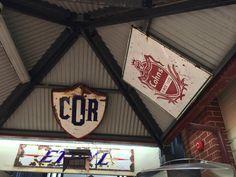 Vintage signage 'Cor' and 'Cohns' Malaga Markets - Western Australia