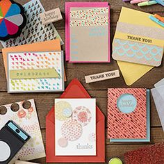 Spring Card Making Crafters Night Out!  A great way to play with creative ideas with your fellow crafters!