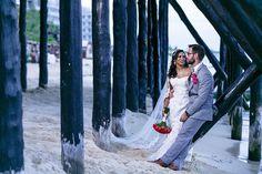 Building our bridge across a lifetime. Cancun Wedding, Destination Wedding, Wedding Day, M Photos, Riviera Maya, Just Married, Wedding Portraits, Beautiful Bride, Bridge