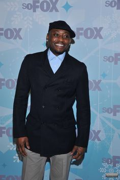 omar epps images | Omar Epps Fox All-Star Party [January 11, 2011]
