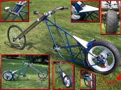 chopper bicycles | Funny Pictures, Crazy Weird Photos, Strange Bizarre Images