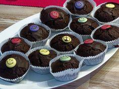 #Smiley #Schoko #Muffins