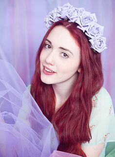 mermaidens: Crown and Glory Spring 2013