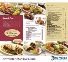 #Restaurant #Menu #Printing - simply ordered online. Top service & Free delivery! http://www.njprintandweb.com/printing/restaurant-menu-printing/