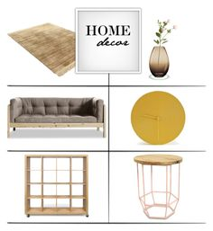 """""""Home Decor"""" by lovethesign-shop ❤ liked on Polyvore featuring interior, interiors, interior design, home, home decor, interior decorating, Holmegaard, Home, homedecor and livingroomdecor"""