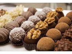 Resultado de imagem para doces sofisticados para festa formas