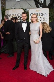 The 72nd Golden Globe awards got off to a rollicking start as some of the world's biggest stars packed the red carpet, waving to fans in the bleachers and posing for photographers and TV cameras as they took their time to savour the fun at the beginning of Hollywood's biggest and best party.