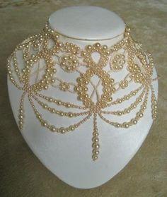 beautiful beadwork...