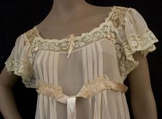 Ночная рубашка 1910 год.