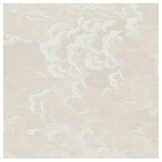 Cole & Son - Fornasetti II Nuvolette Wallpaper - Neutral