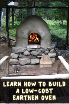 This earthen oven is more fun and thrilling to use, yields better-tasting food, and of course does not consume electricity!