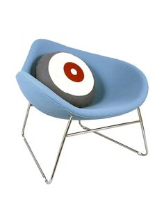 How fun is this?!?! Stilnovo Spoon Lounge Chair at MYHABIT $781