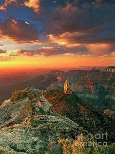 ✯ Point Imperial - North Rim - Grand Canyon National Park, Arizona