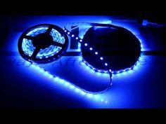 Waterproof 5050 RGB LED Strip Lights Review - 2013 edition! - YouTube