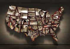 Oh The Irony!: United States Bookshelf