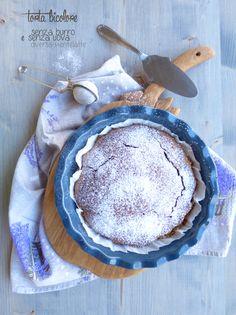 torta bicolore #senzalatticini #senzauova