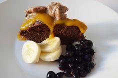 Vihreässä Keittiössä: Suklaakakku --- pavuista?