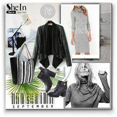 SheIn 10 by zenabezimena on Polyvore featuring Sheinside and topset