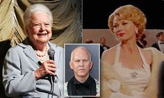 Olivia de Havilland sues FX and Feud producer Ryan Murphy | Daily Mail Online