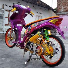 40 Best Mio Set Up Images Drag Bike Street Racing Vario 150