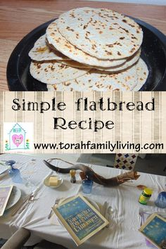 This is my go to flat bread recipe. We use it for bread, pizza, burger buns, etc. It's simple, straightforward and very versatile. Flatbread Recipe 4 cups flour (I use a combination of white and wheat) 2 tsp salt 1 1/2 cups water 2 TBS olive oil Mix the dry ingredients together in a bowl …