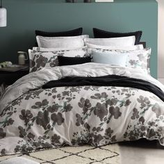 Spotlight stocks a huge range of quilt covers and quilt cover sets for king, queen, and single size beds! Transform the look of your bedroom today. Royal Doulton, Single Size Bed, Quilt Cover Sets, Comforters, King, Queen, Quilts, Blanket, Bedroom
