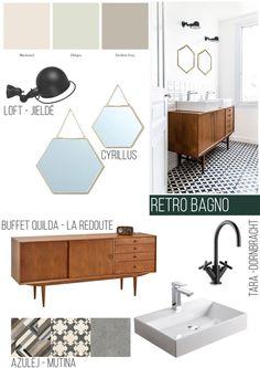 Bathroom Design: Tips & Custom Plans on Retro Bathrooms, Dream Bathrooms, Modern Bathroom, Bathroom Marble, Bathroom Renos, Bathroom Layout, Ideas Baños, Small Bathroom Inspiration, Home Interior