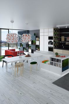 In 10 years, Ikea thinks that all homes will look like this . . . and we're not mad about it.
